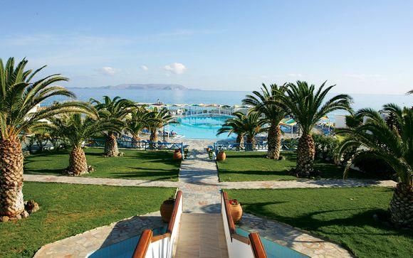 Hôtel Mitsis Rinela Beach Resort & Spa 5*