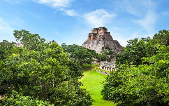 Circuit découverte du Yucatan 9 jours/7 nuits