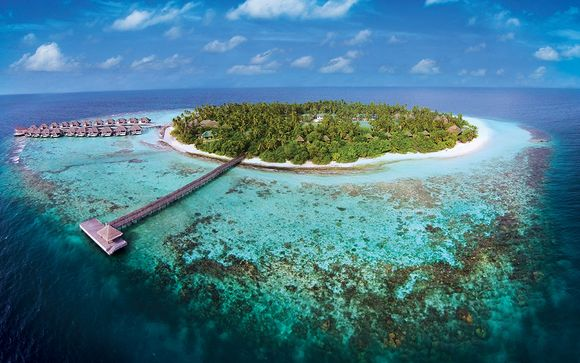 Outrigger Konotta Maldives Resort 5* avec Etihad Airways