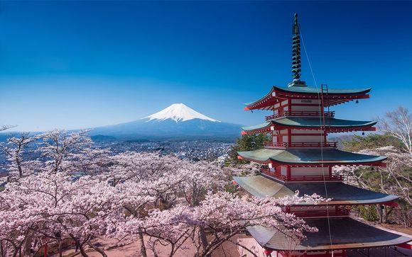 Séjour découverte du Japon en hôtel 3* - 10, 12 ou 14 nuits