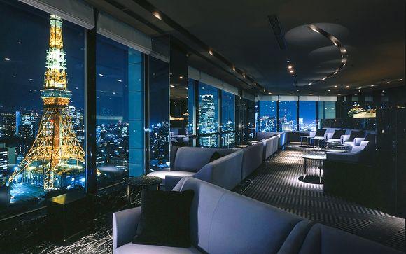 Hôtel Prince Park Tower 5*
