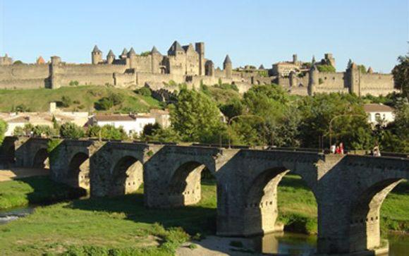 S jours carcassonne voyage priv - Les jardins de saint benoit carcassonne ...