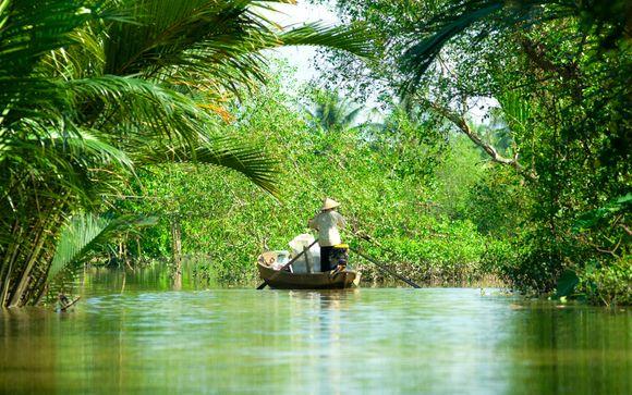 Cambodge Siem Reap - Croisière luxueuse sur le Mékong en 10 nuits à partir de 1 545,00 €