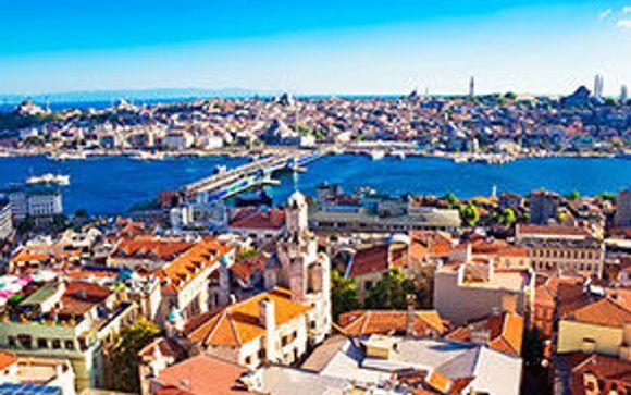 Hotels Pour Une Escapade A Istanbul : Grand hôtel gulsoy voyage priv� jusqu à