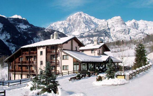 Courmayeur / Valle d'Aosta - Le Grand Hotel Cour Maison****