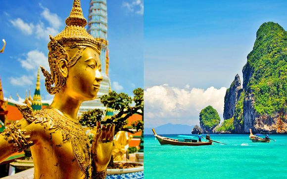 Well Hotel Bangkok Sukhumvit 20 5* + Aonang Fiore Resort 4*