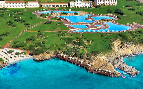 Hotel Colonna Resort  5*