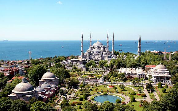 Novotel Bosphorus 5*