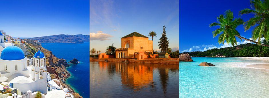 Programmez un agréable séjour au départ de Montpellier