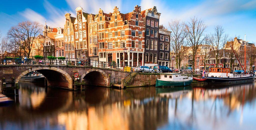 Amsterdam ist eine Stadt wie keine andere