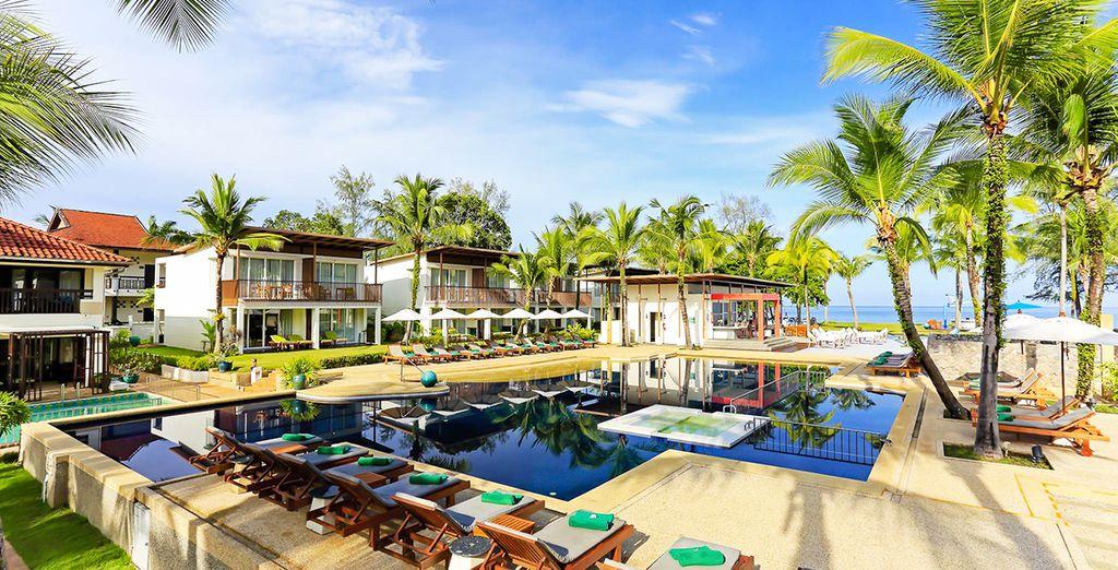 Willkommen im thailändischen Paradies!