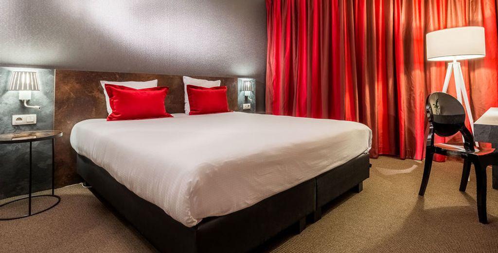 Übernachten Sie in einem gemütlichen Charming Zimmer