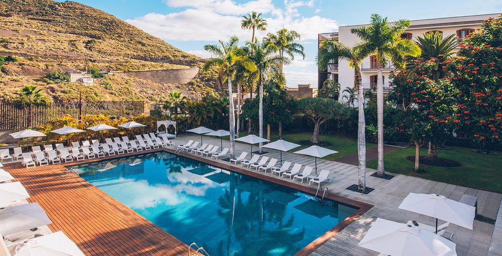 Iberostar Grand Hotel Mencey 5* mit Voyage Privé