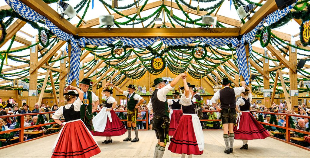 Oktoberfest & NH München 4*