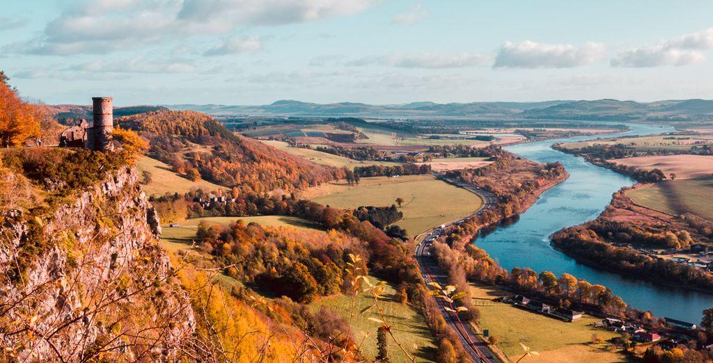 Genießen Sie eine unvergessliche Reise nach Schottland mit Voyage Privé