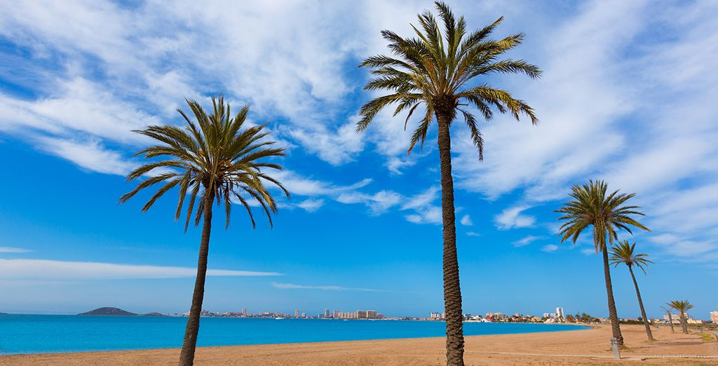 Willkommen in Spanien!