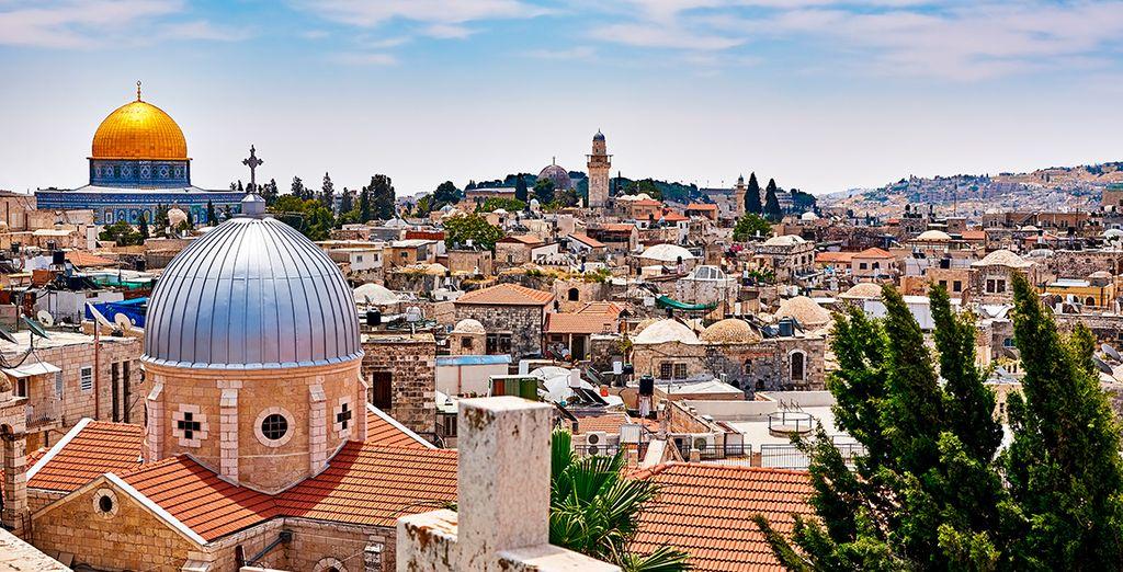 Entdeckungsreise Israel mit Voyage Privé