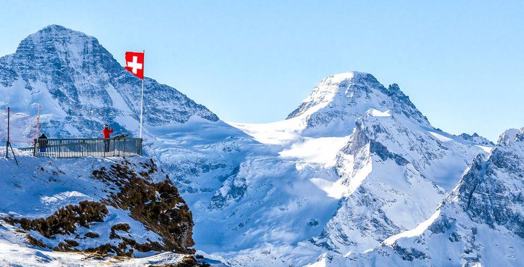 Die schweizer Alpen rufen!