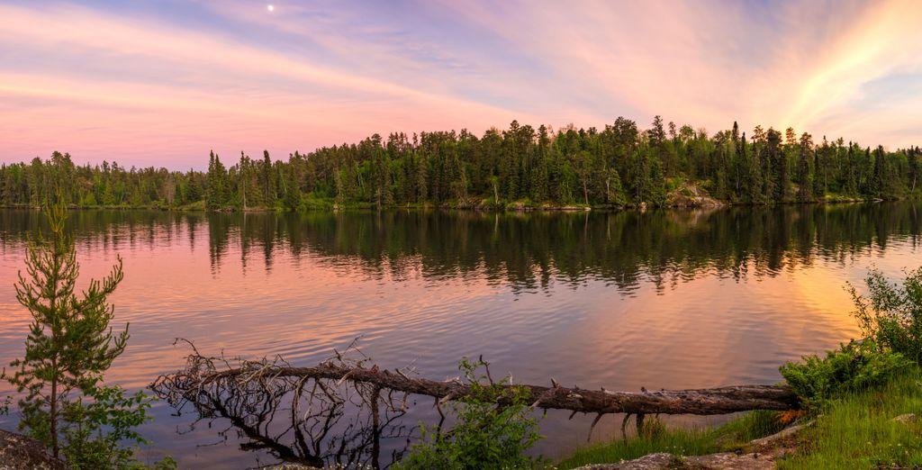 Autotour durch Kanada im Sommer und Herbst mit Voyage Privé