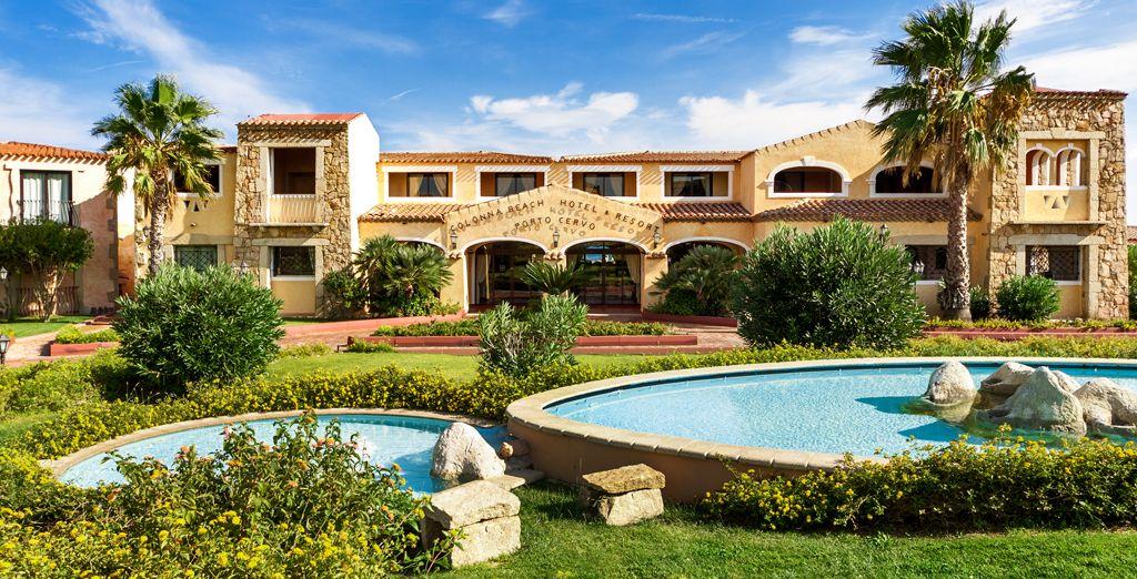 Colonna Resort 5* mit Voyage Privé
