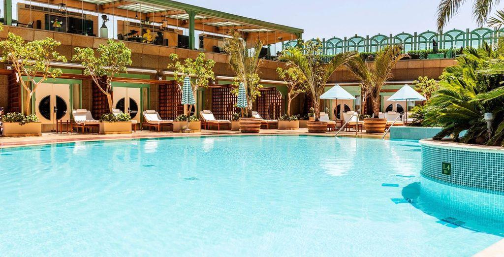 Buchen Sie Ihre Luxushotels in Ägypten mit Voyage Privé