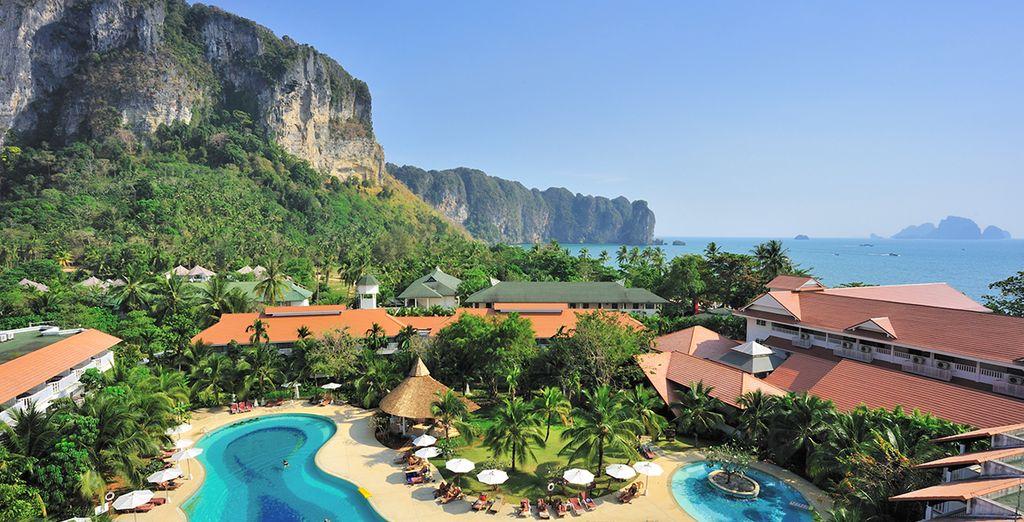 Entdecken Sie in unserem Reiseführer, wo Sie in Thailand übernachten können