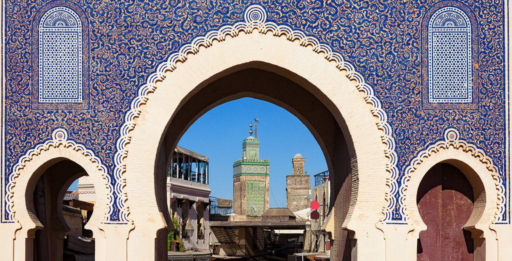 Machen Sie eine Reise nach Marokko mit Voyage Privé