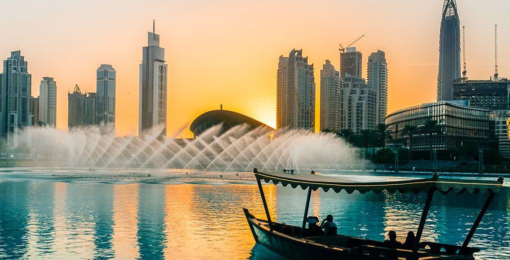 Gehen Sie auf eine Reise nach Dubai mit Voyage Privé