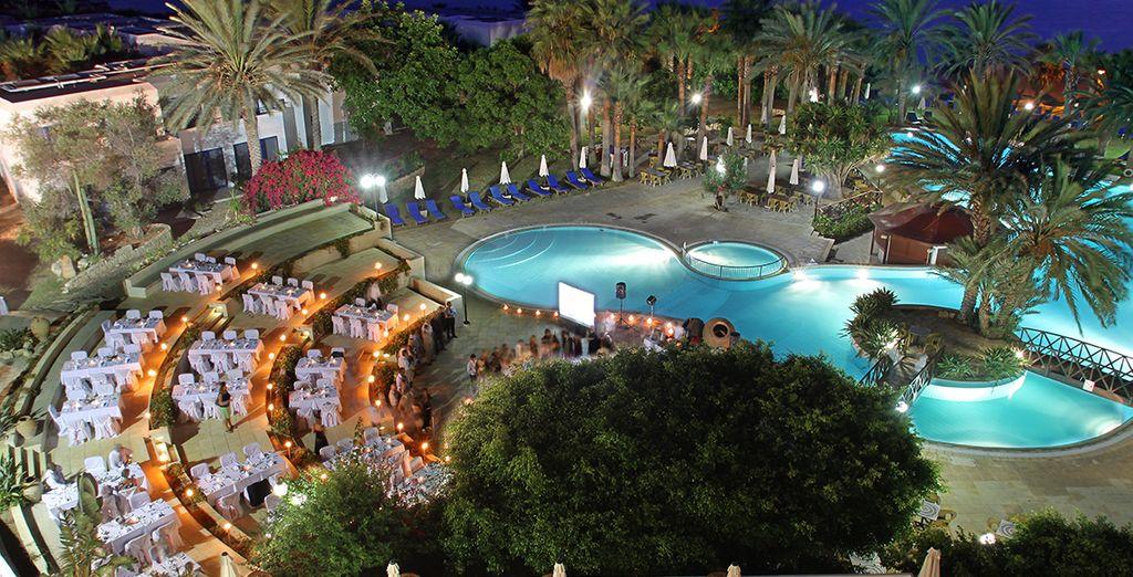 Azia Resort & Spa 5* mit Voyage Privé