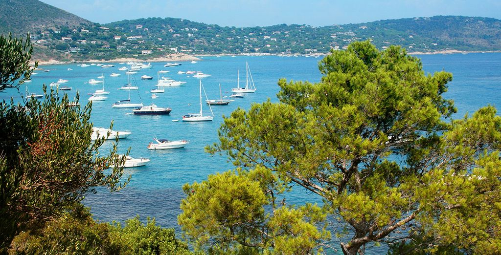 Wir wünschen Ihnen einen schönen Aufenthalt an der Côte d'Azur!