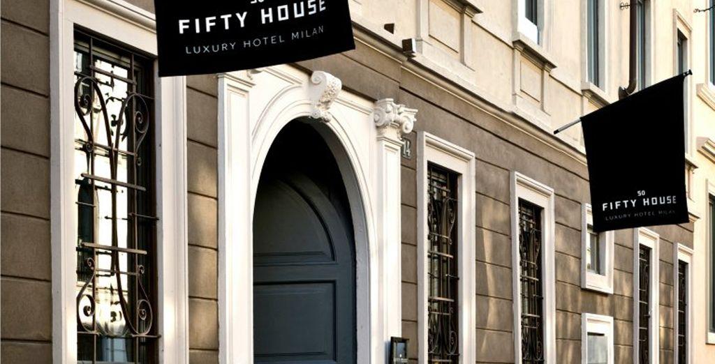Ein Design-Hotel im Herzen der Stadt