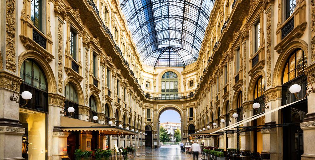 Die Galleria Vittorio Emanuele II