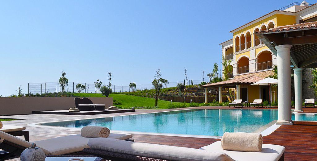 Willkommen im Hotel Cascade Wellness & Lifestyle Resort!