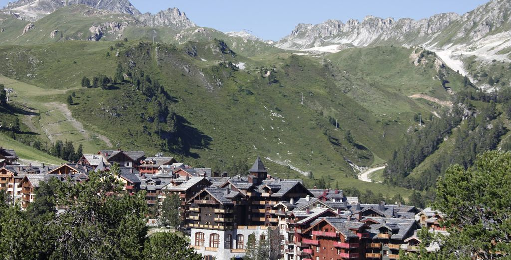 Wie wäre es mit einer Auszeit in den Bergen?