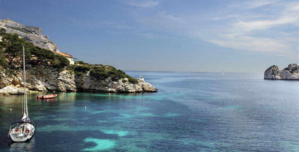 Entdecken Sie die noch wilden Landschaften von Marseille