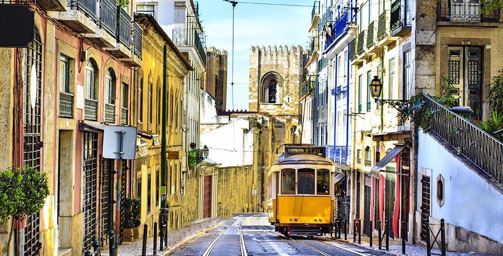 Mit dem berühmten Zug nach Algarve fahren