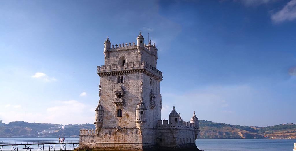 Voyage Privé wünscht Ihnen einen tollen Aufenthalt in Lissabon!