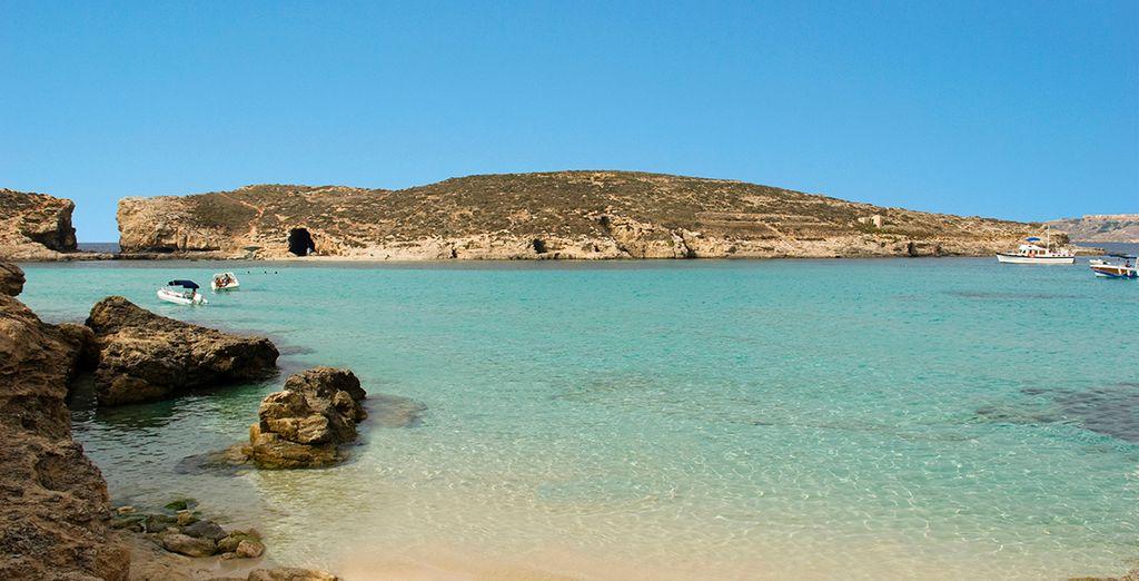 In einem der am besten erhaltenen und malerischsten Gegenden im Norden von Malta