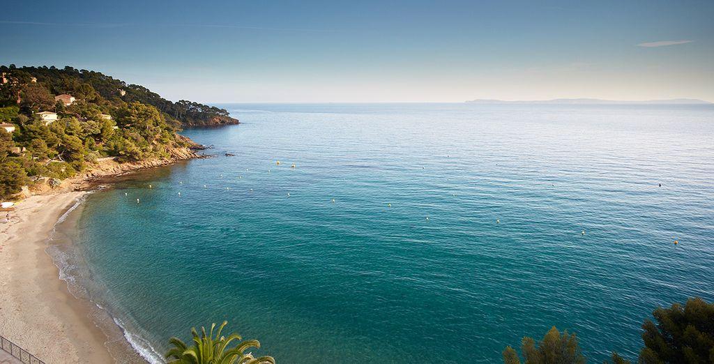 Wir wünschen Ihnen einen schönen Aufenthalt im Golf von Saint-Tropez!