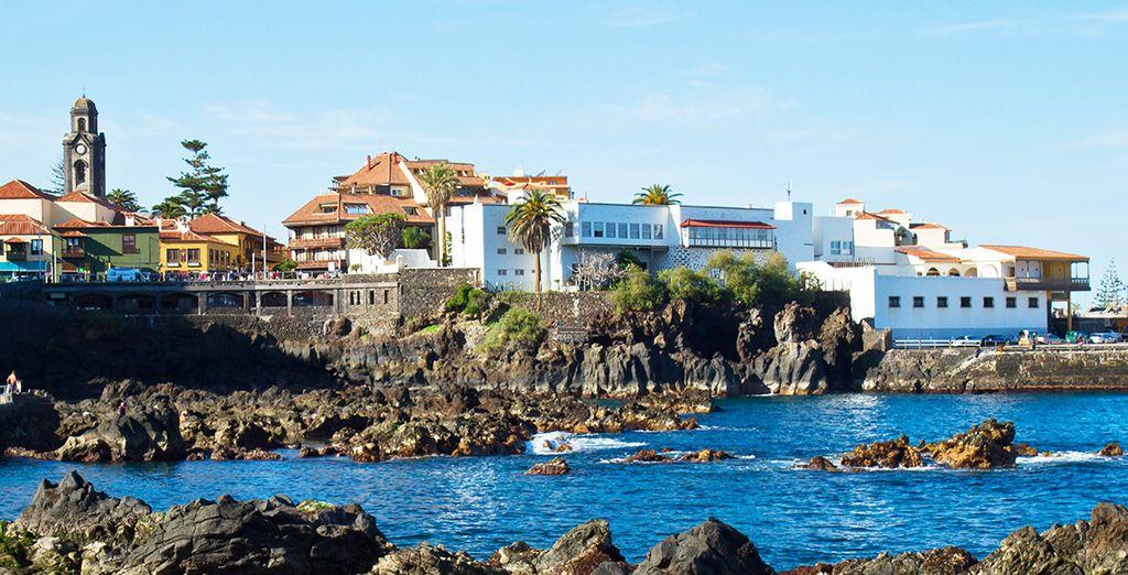 Entdecken Sie die schönsten Plätze von Puerto de la Cruz