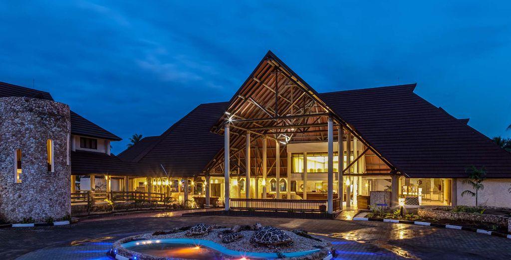 Ein einmaliges Resort für den Beginn Ihrer Reise