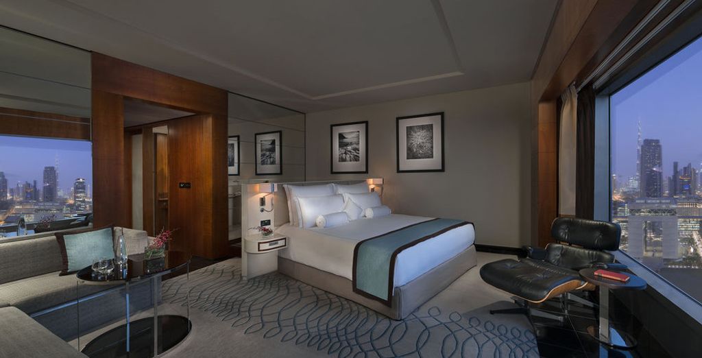 Ihr komfortables Premier Deluxe Zimmer