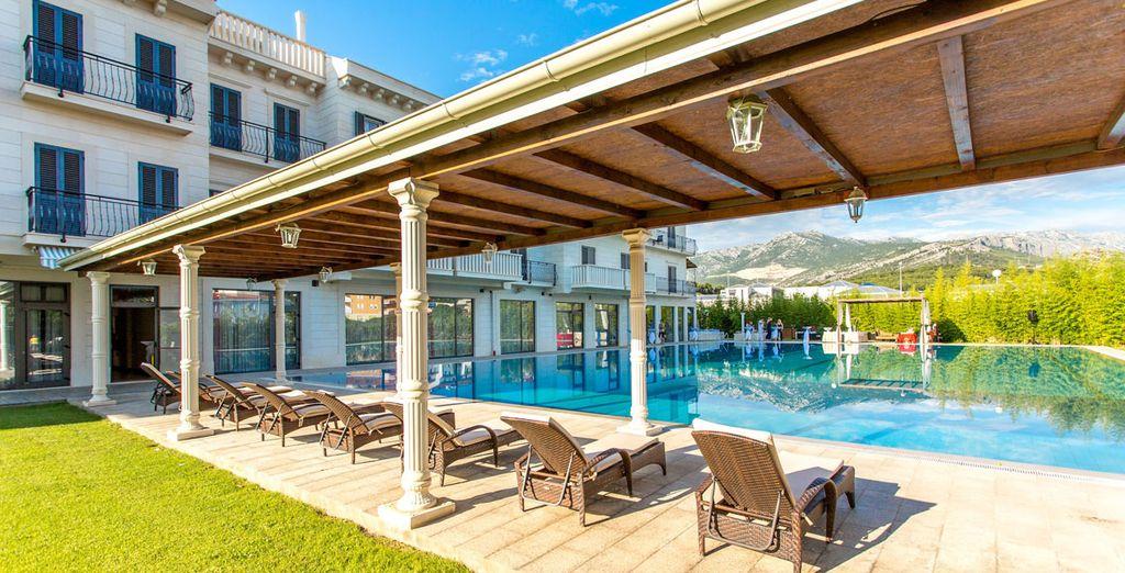 Das perfekte Hotel für Ihre Sommerferien