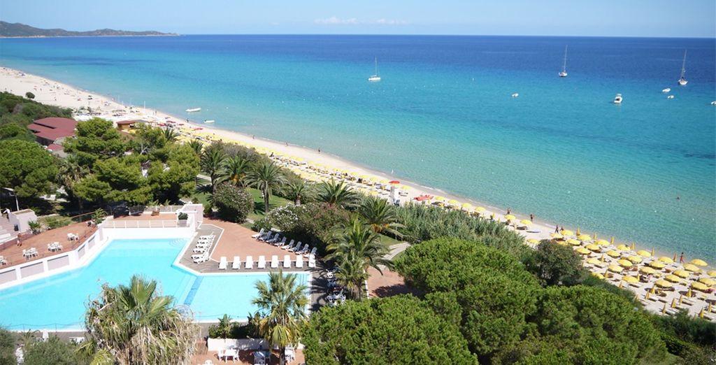 Viel Spaß auf Sardinien!