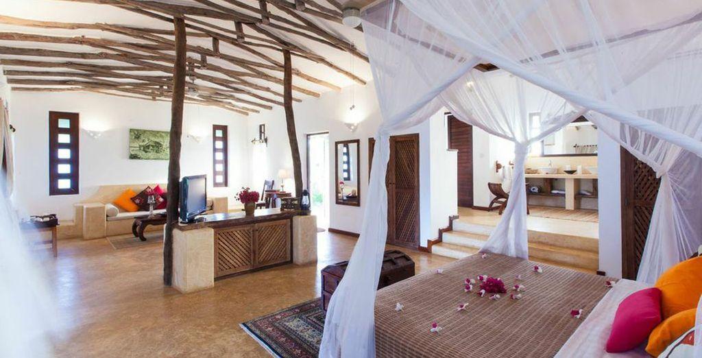 Ihre Villa mit Meerblick