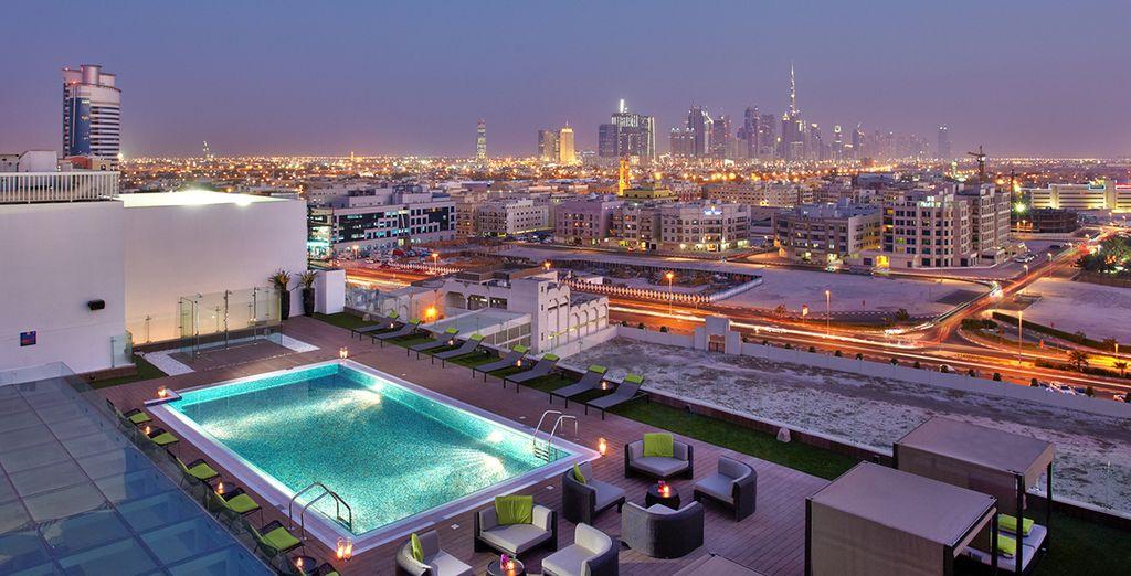 Willkommen in Dubai!