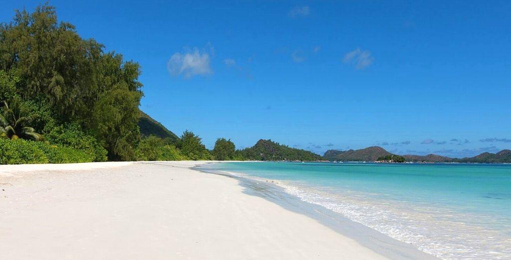 Viel Spaß auf den Seychellen!