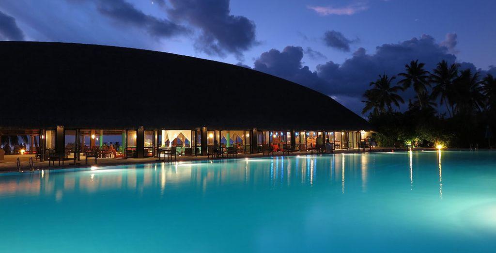 Ein fantastisches Resort