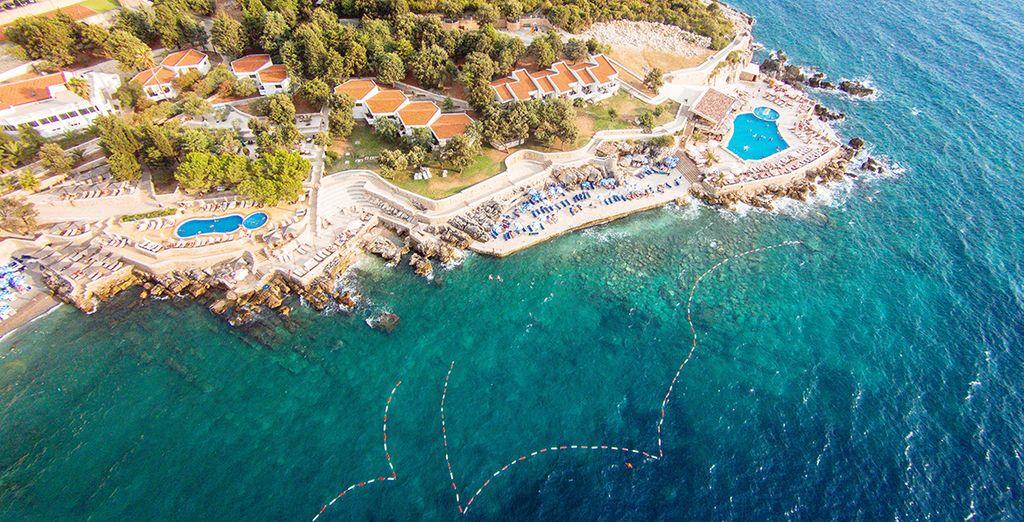 Willkommen im bezaubernden Montenegro