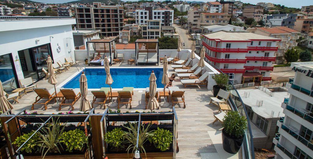 Warum nicht die Kalamper Hotel & Spa auswählen...